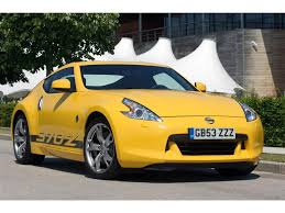 nissan 370z nismo 2010 2010 nissan 370z yellow edition conceptcarz com