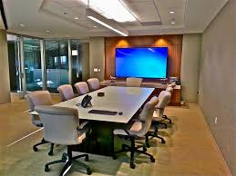 houston commercial audio visual av system install office
