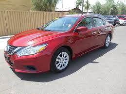 nissan altima for sale in az certified pre owned 2016 nissan altima 2 5 4dr car in mesa 17198