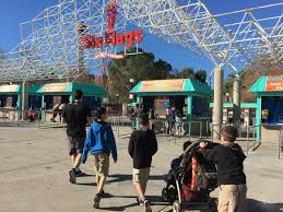 Six Flags Today Sixflagsmagicmountain Hashtag On Twitter