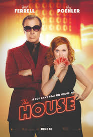 click to view extra large poster image for the house movie