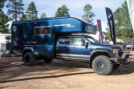 mitsubishi fuso 4x4 expedition vehicle 10 rigs from overland expo that will make you want to sell your