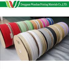 book headband colorful bookbinding cotton headband for books bands plain