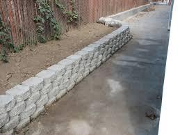 Retaining Wall Design Ideas by Backyard Retaining Wall Designs Retaining Wall San Jose Bay Area