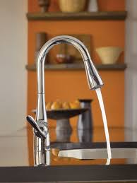 arbor kitchen faucet moen arbor pull single handle kitchen faucet with reflex system