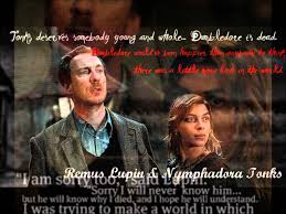 quote death harry potter the marauders nymphadora tonks and lily evans most memorable