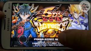 psp ppsspp yu gi oh 5d u0027s tag force 6 english patched on android