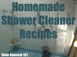 Best Cleaner For Shower Doors 17 Best Images About How To Clean Glass On Pinterest How To