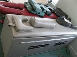 chiropractic roller table for sale used health care mfg inc att 300 ist table chiropractic table for