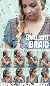easiest type of diy hair braiding 25 diy braided hairstyles you really have to pin