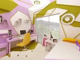 modern teenage bedroom design