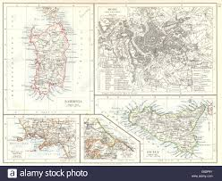 Map Of Naples Italy by Italy Rome Sicily Republic Of San Marino Naples Sardinia