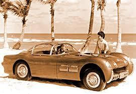 pontiac corvette concept 1954 pontiac bonneville 1954 gm motorama concept cars corvette