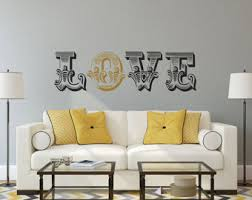 Circus Home Decor Circus Letters Etsy