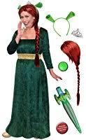 Fiona Halloween Costume Amazon Sanctuarie Designs Women U0027s Princess Fiona Shrek