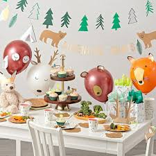 1st birthday party ideas for 10 great birthday party ideas sunset magazine