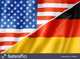 The Germany Flag Illustration Of Usa And Germany Flag