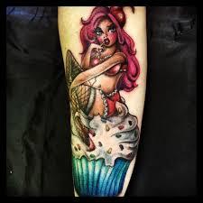 the 25 best cupcake tattoos ideas on pinterest tattoo asylum