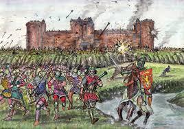 siege of a castle lessons tes teach