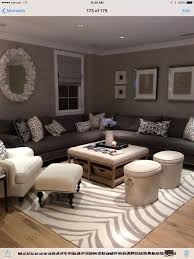 Pictures Of Corner Sofas Best 25 Sectional Sofa Layout Ideas On Pinterest Coffee Table