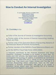 editor of the journal of forensic u0026 investigative accounting