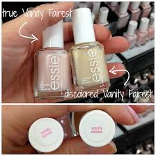 color disprepancy are my essie u0027s reformulated or changing