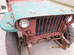 wwii jeep in action 1942 brt mb slat grille boise id sold ewillys