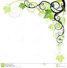 green ornament stock images image 9723274