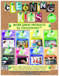 clean like a pro cleansgreen cleaning checklist