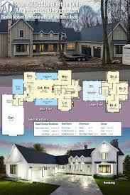 farmhouse plan ideas plan 62544dj modern 4 bedroom farmhouse plan farmhouse plans