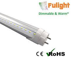 t8 led tube light fulight dimmable warm t8 led tube light t8 4ft 18w 34w