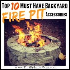 Firepit Accessories Top 10 Must Backyard Pit Accessories Thrifty
