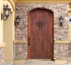rustic decor doors