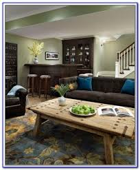 best paint color for dark basement painting home design ideas