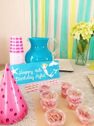 birthday drink under the sea party ideas brigeeski