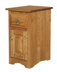 narrow pine bookcase gorgeous light oak nightstand great interior design ideas with