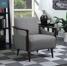 Accent Chair Set Of 2 Scott Living Accent Chair Set Of 2 In Grey 904046 By Coaster