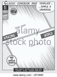 comic book template comic strip templates new 2017 resume