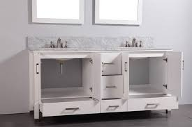 bathroom vanity cabinet no top legion 72 inch contemporary bathroom vanity white finish cabinet no