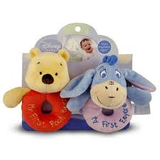 Winnie The Pooh Rocking Chair Winnie The Pooh Ring Rattles Colors Styles Vary Toys