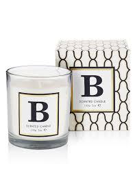 candle b m u0026s