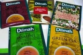 Teh Dilmah home tea time