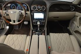 bentley flying spur interior 2016 2016 bentley flying spur w12 stock b1116 for sale near greenwich