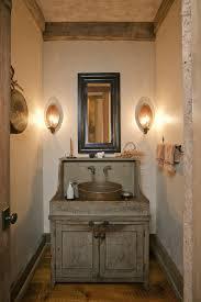 rustic bathroom lighting realie org
