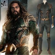 Movie Star Halloween Costumes Aliexpress Buy 2017 Movie Justice League Arthur Curry