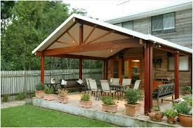 Gable Patio Designs Open Gable Patio Cover Really Encourage View A Range Of Great