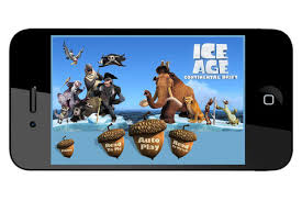 ice age movie storybook collection app store