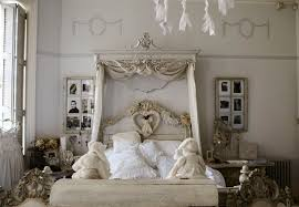 bedroom fascinating vintage chic bedroom decoration using