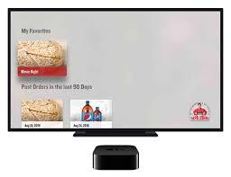 apple tv papa john u0027s