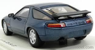 1990 porsche 928 gt spark model s4944 scale 1 43 porsche 928 s4 gt 1990 blue